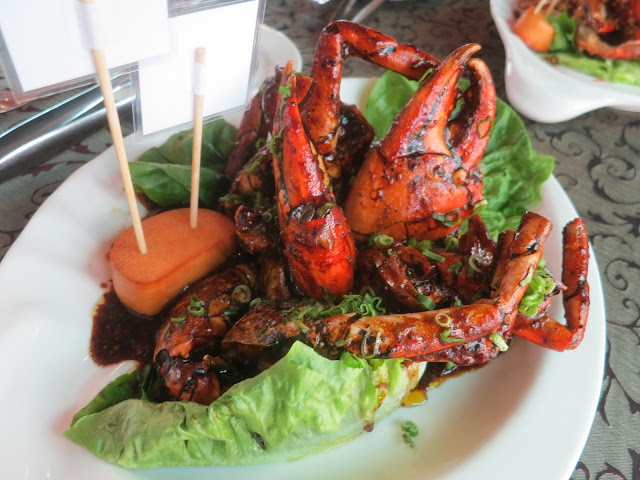 Sarawakian Black Pepper Crab