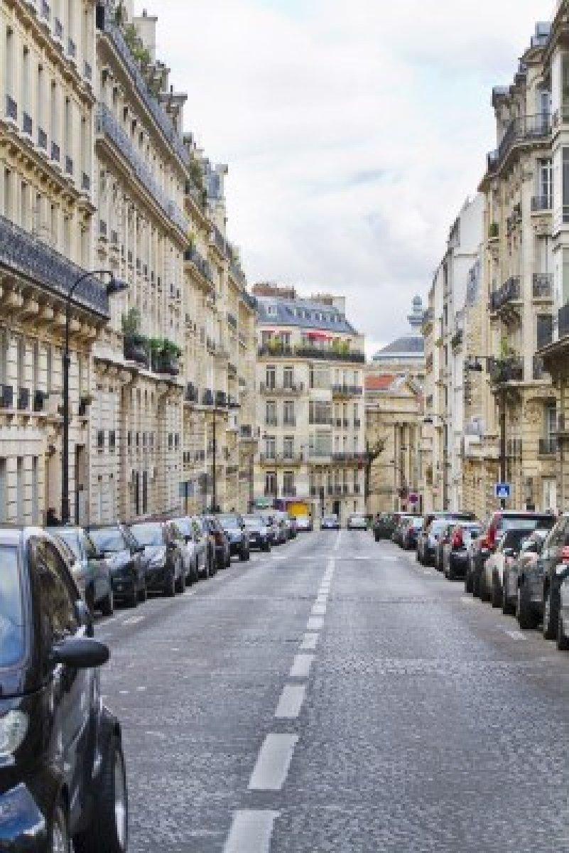 Papa Quotes: Paris: Paris City Streets