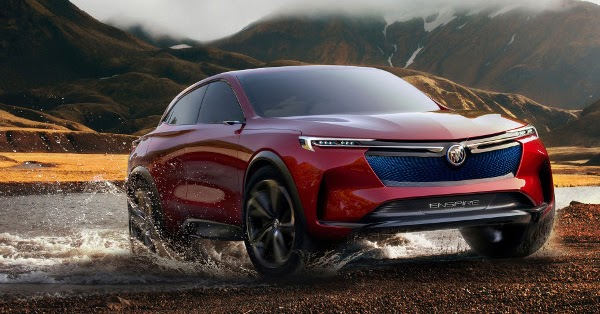 buick enspire electric suv 2018