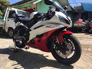 Bursa Moge Bekas : Diju Yamaha R6 2007