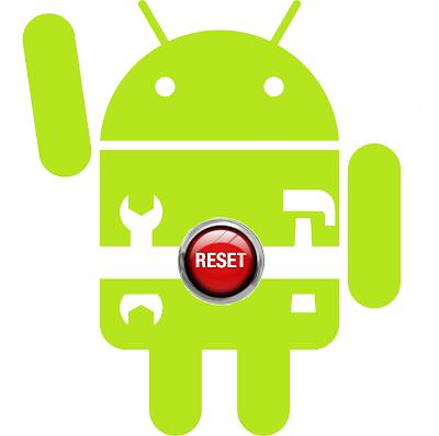Kode Kembali Ke Pengaturan Pabrik Android (Reset)
