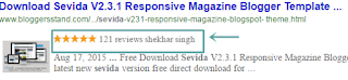 adding schema.org recipes markup review rating in blogger template