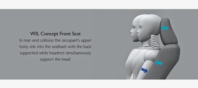 comfort camry seat