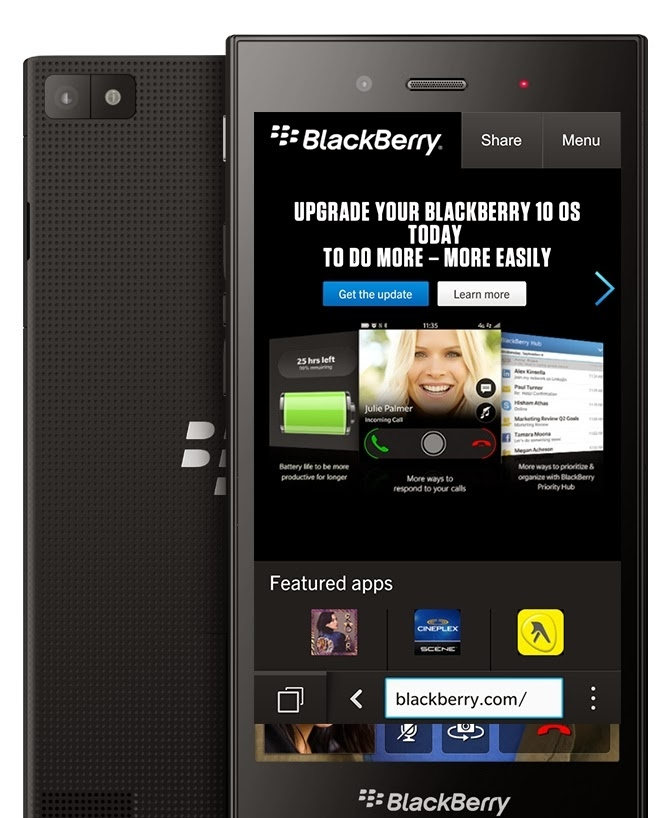 blackberry Z3 aka jakarta specifications and images leaked