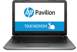 HP Pavilion 14-ab100 Notebook PC series (Touch) Software and Driver Downloads For Windows 10 (64 bit)