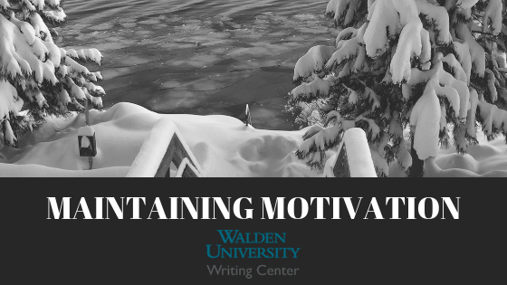 Maintaining Motivation