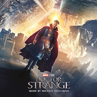 doctor strange soundtracks