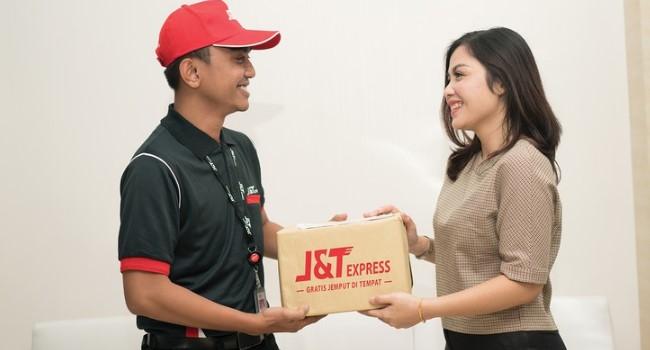 Contoh Surat Lamaran Kerja Di PT. Cahaya Dunia Ekspedisi (J&T Express) Yang Baik