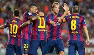 نتيحة برشلونة وسبلتك