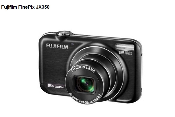 Fujifilm FinePix JX350 digital camera