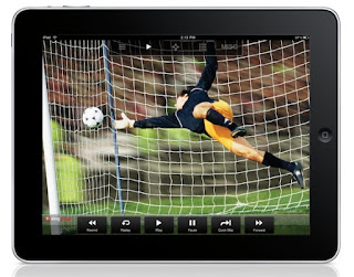 How To watch live Football Stream On iPad