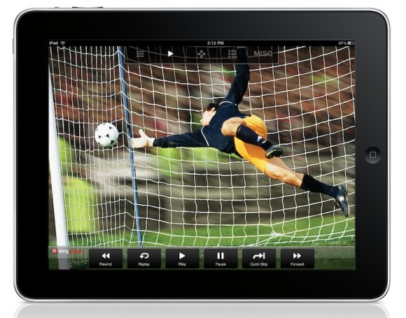 How To watch live Football Streams On iPad