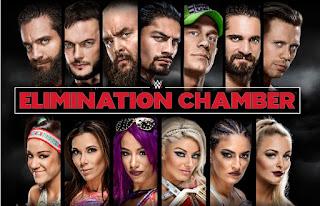 WWE FREE TV: ELIMINATION CHEMBER 2018 LIVE WWE