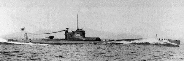 I-26 Japanese Submarine