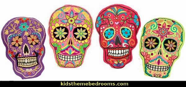 Decorating Theme Bedrooms Maries Manor Skull Bedding