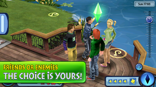 The Sims™ 3 Free Download APK+OBB Preview 2