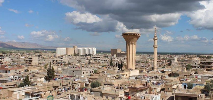 """القامشلي السورية """"مدينة محايدة"""""""