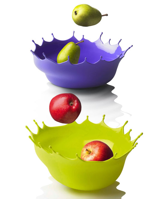 15 Modern and Unusual Fruit Bowls/Holders - Spyful ...