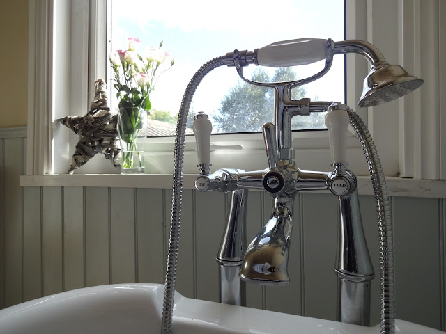 Antonio Bath Shower Mixer Taps