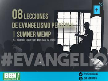08 Lecciones de evangelismo personal | Sumner Wemp