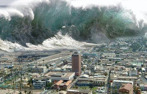 Teks Eksplanasi Tentang Tsunami