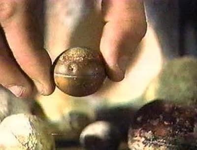 Se desconoce la fabricacion de las esferas