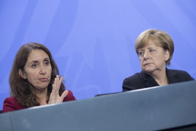 Axel Schmidt - Source: Reuters - Özoguz, la secrétaire d'Etat allemande à l'intégration