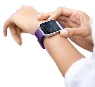 Blaze smartwatch