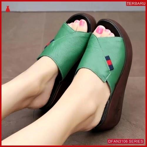 DFAN3106S112 Sepatu Adn 01 Wedges Wanita Wedges Murah BMGShop