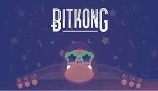 Jogue o Jogo Bit Kong Online e ganhe Bitcoin Gratis