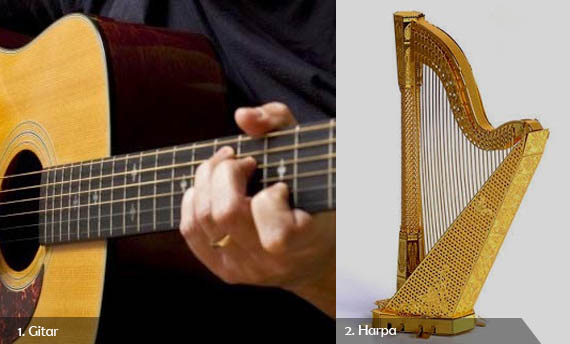 10 Contoh Alat Musik Harmonis Gambar Dan Keterangannya Lensa Budaya