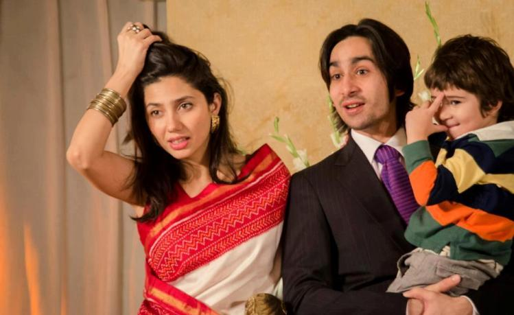 Mahira Khan before Divorce with Ali Askari