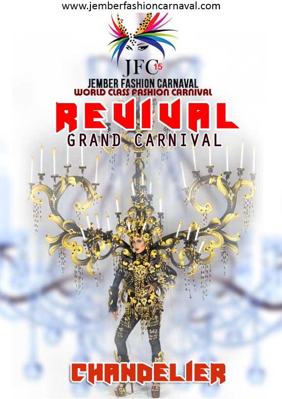 JFC Grand Carnival - Chandelier