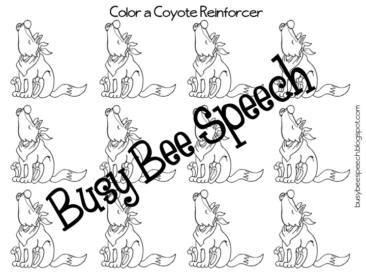 Busy Bee Speech: March 2013