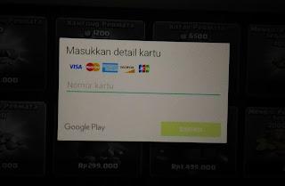 Kode kartu kredit