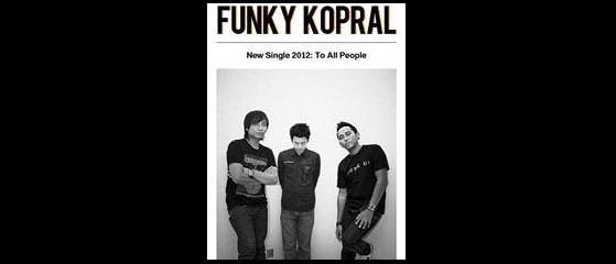Download lagu Funky Kopral - To All People