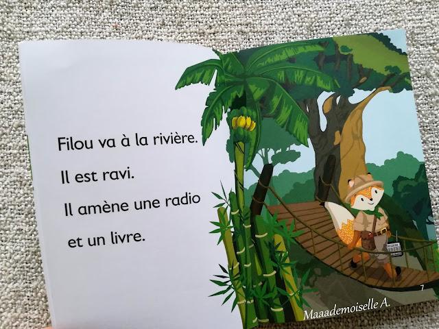 Mes premières lectures 100% syllabiques, Larousse, Les fourmis