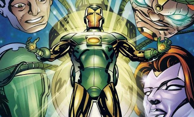 iron lantern amalgam comics hal stark