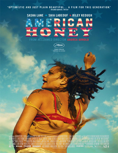 Ver Dulzura americana (American Honey) (2016) Online