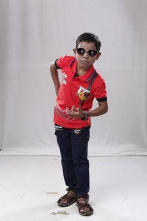 India's Best Dramebaaz contestant Kartikey Rajbags Kapil Sharma's Comedy Show