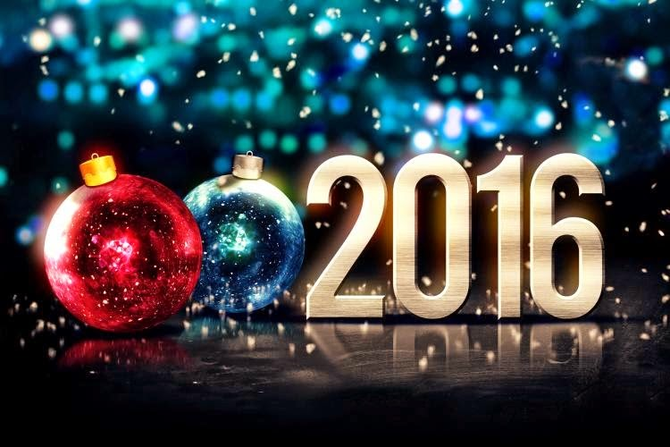 Happy New Year 2016 Wishes Greetings Wallpapers