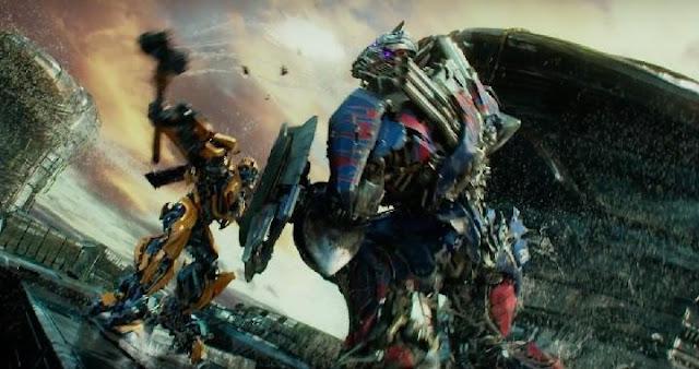 Nuevo vídeo de Transformers: The Last Knight