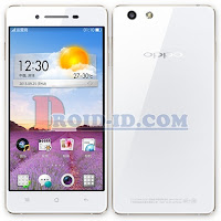 Cara Flash Oppo R1K R8001