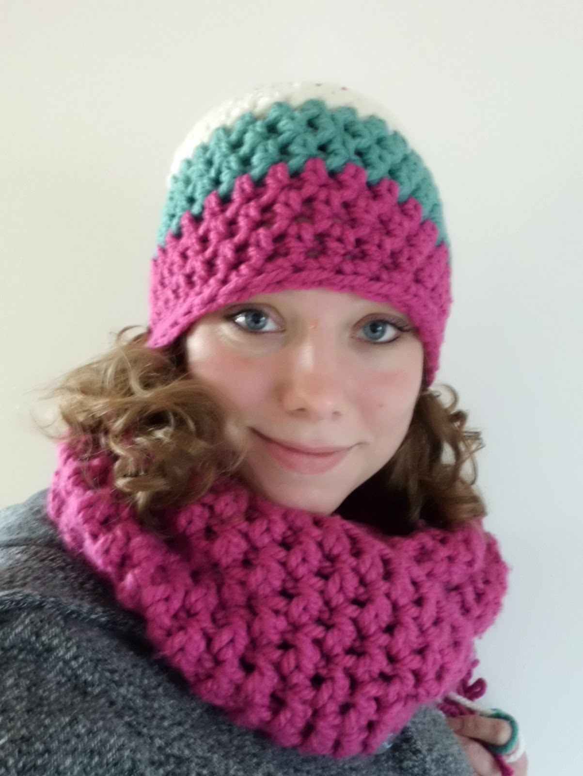Fabulous Threadyarknot: 30 minuten muts patroon - Easy peasy hat pattern @YI98