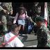 Gunakan Truk, Satgas Pamtas Yonif PR-328/DGH Pos Moso Antar Jemput Siswa Sekolah