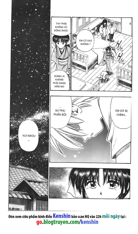 Rurouni Kenshin chap 43 trang 20