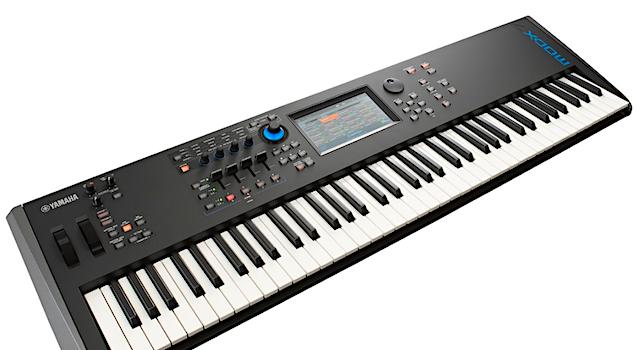 New Yamaha Fm Synth