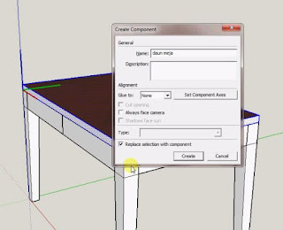 tutorial belajar sketchup indonesia
