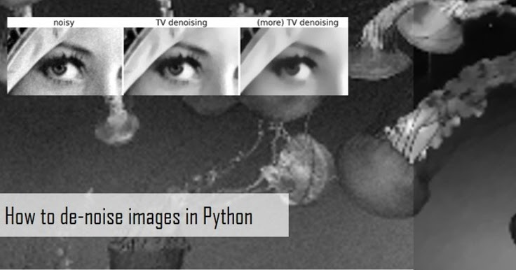 Ask a Swiss: How to de-noise images in Python