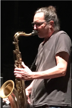 A Short Introduction to Swiss Reedist Christoph Erb ~ The Free Jazz